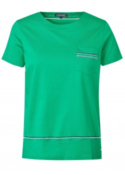 Tommy Hilfiger top green