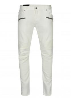 Balmain jeans white