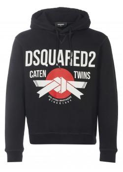 Dsquared pullover black
