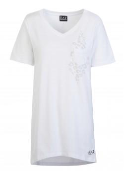 EA7 Emporio Armani t-shirt white
