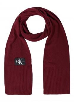 Calvin Klein Foulard Bordeaux