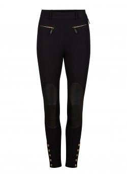 Burberry Pantalon Noir