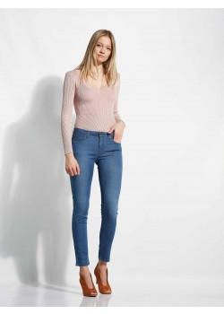 Love Moschino Jeans Bleu