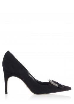 Sergio Rossi shoe black