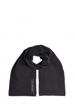 John Richmond beanie & scarf set